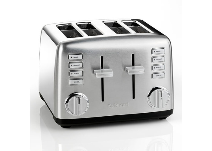 Cuisinart Signature Collection 4 Slot Toaster with FREE Gift - 1
