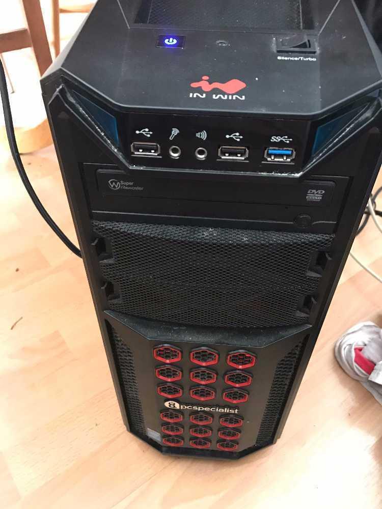 Custom Gaming PC - 2