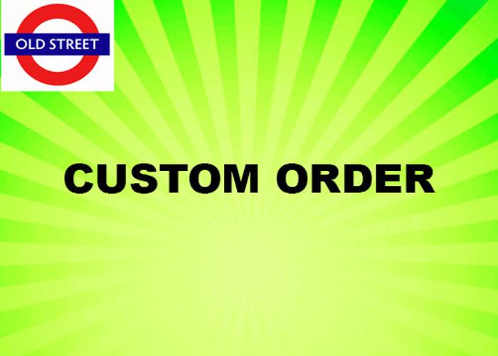 CUSTOM ORDER 5 - 1