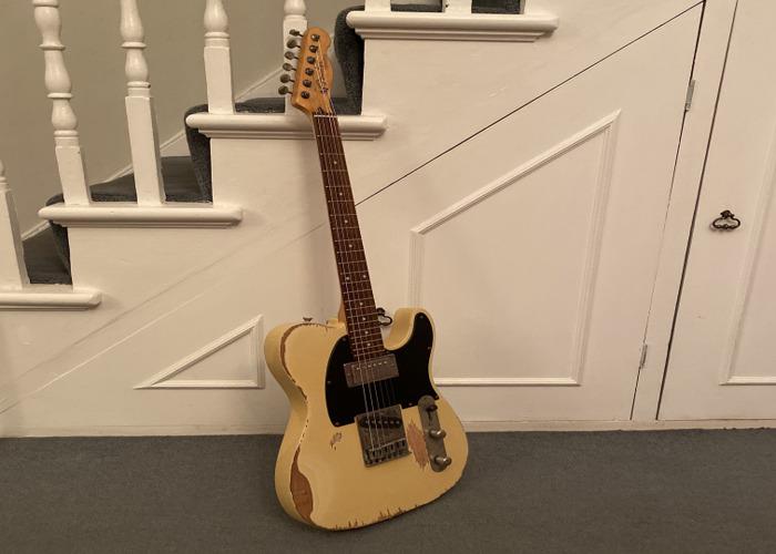 Custom relic Fender Telecaster - 1