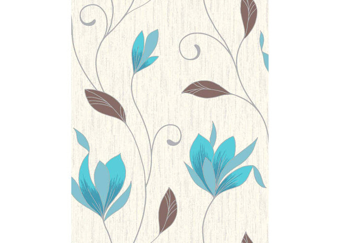 CWV Wallcoverings Synergy Feature Teal M0779 - 1