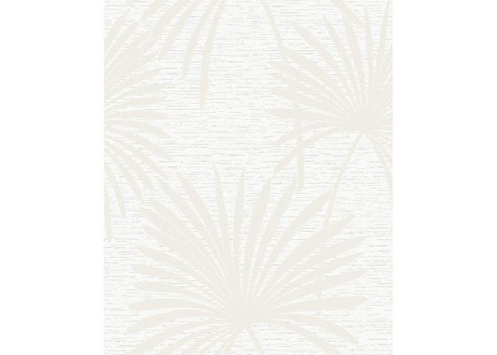 CWV Wallpaper Tropicana Palm White M0948 - 1