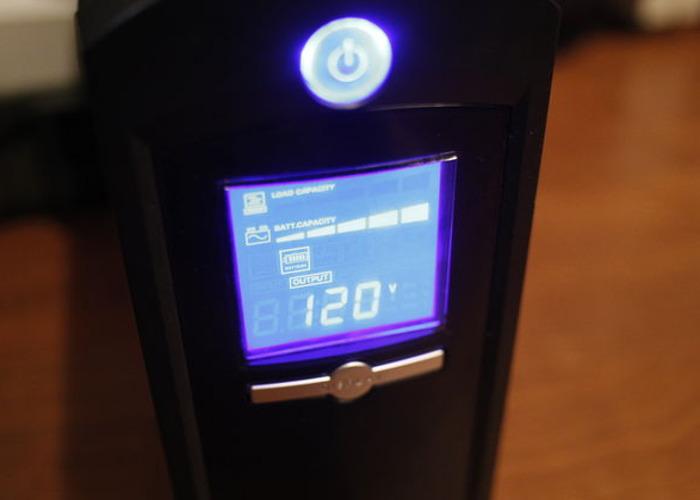 Cyberpower 900W Battery Backup & APC Battery Backup - 2