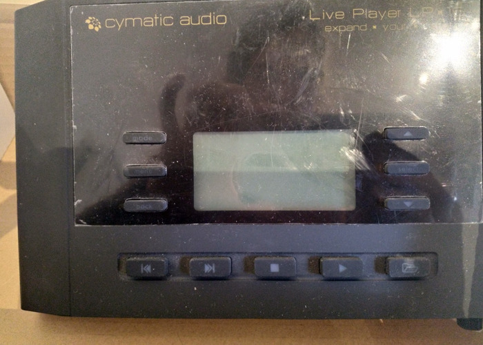 Cymatic Audio LP16 Live Player - 2