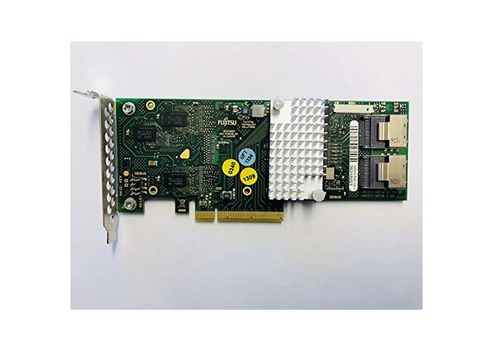 D2616-A22 GS1 - FUJITSU ADP RAID CONTROLLER SAS/SATA PCIe 512MB - 1