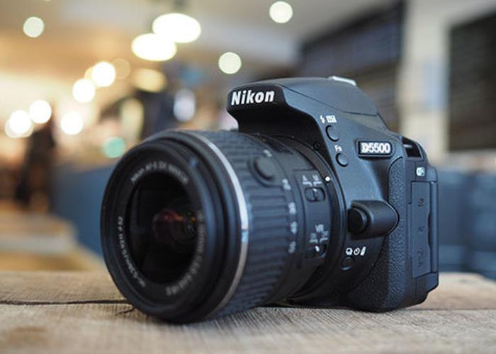 D5500 Camera  - 1