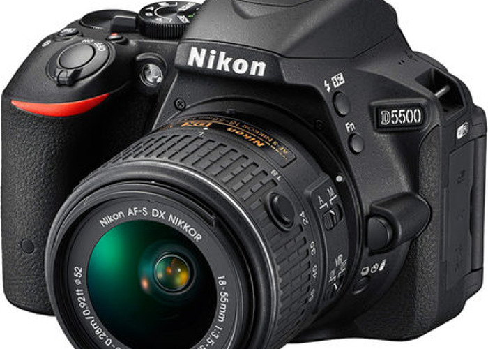 D5500 Camera  - 2