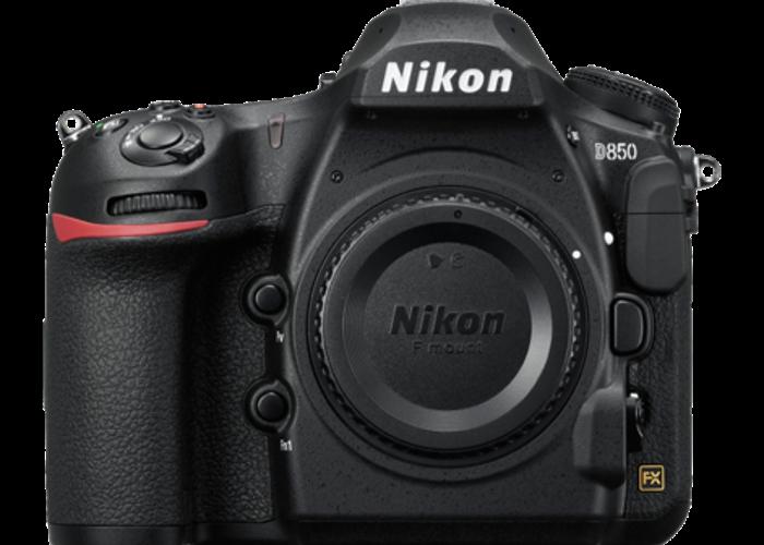 Nikon D850 - 1
