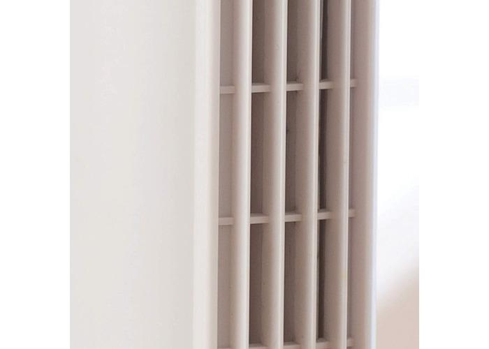 "Daewoo ES198 1117 Mini Tower Fan, 15"" - White - 1"