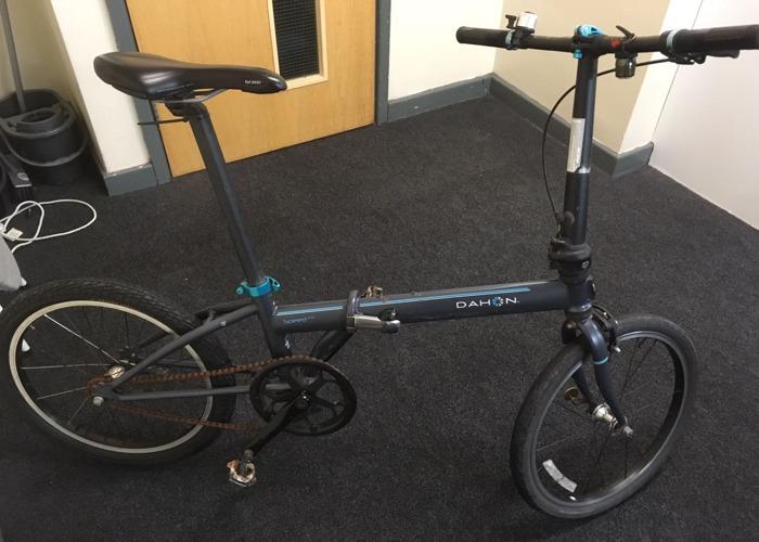Dahon Folding Bike Speed Uno - 2