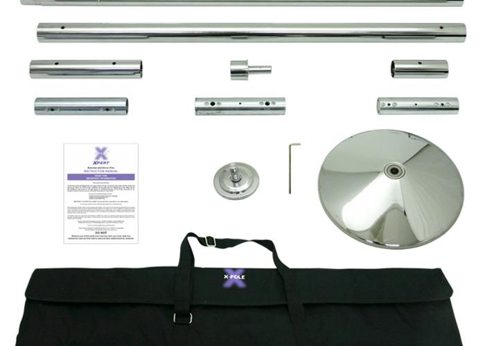 Dancing Pole Xpert Xpole 45mm Chrome - 1