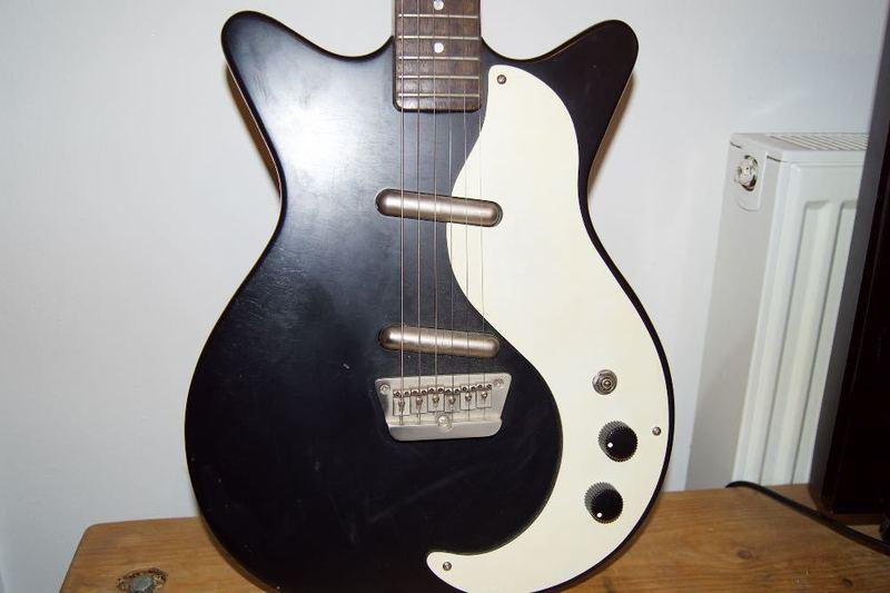 Danelectro '59 NOS Guitar - 2