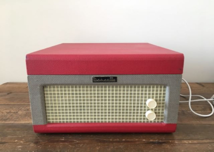 Dansette Major Vintage 1950's Record Player - 1
