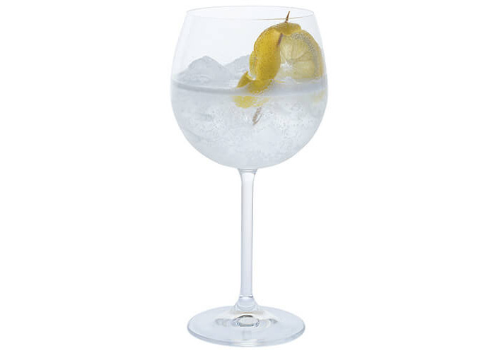 Dartington Crystal Set of 6 Gin and Tonic Copa Glasses 570ml Boxed - 2