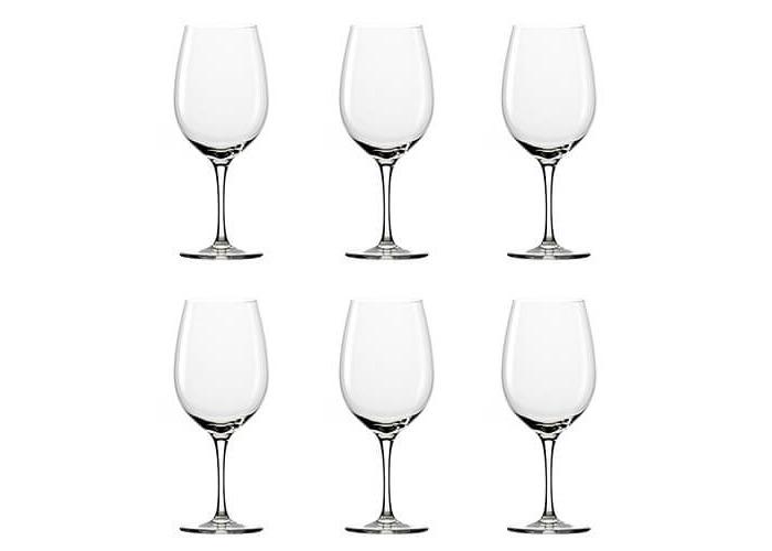 Dartington Crystal Set Of 6 Red Wine Glasses - 2