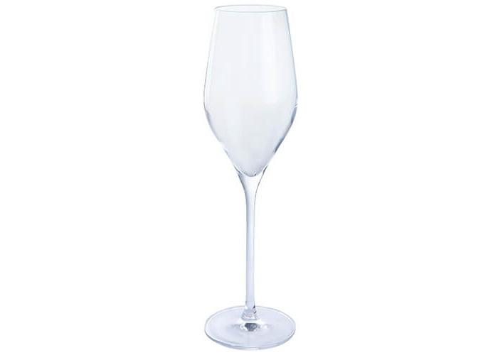 Dartington Crystal Wine and Bar Prosecco Pair, Transparent, 2-Piece - 2