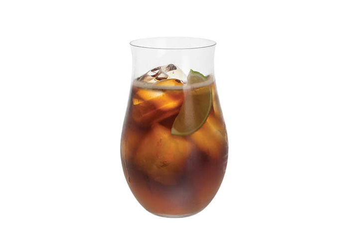 Dartington Party Set Of Six Rum Tumblers - 2