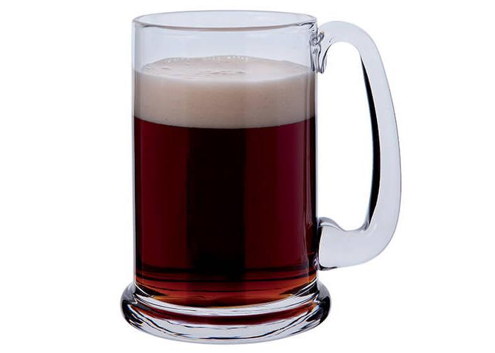 Dartington Real Ale Tankard, clear - 2