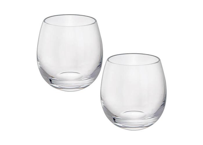 Dartington Whisky Tumbler Pair - 1
