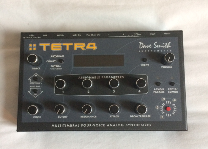 Dave Smith Tetra Module Synth - 1