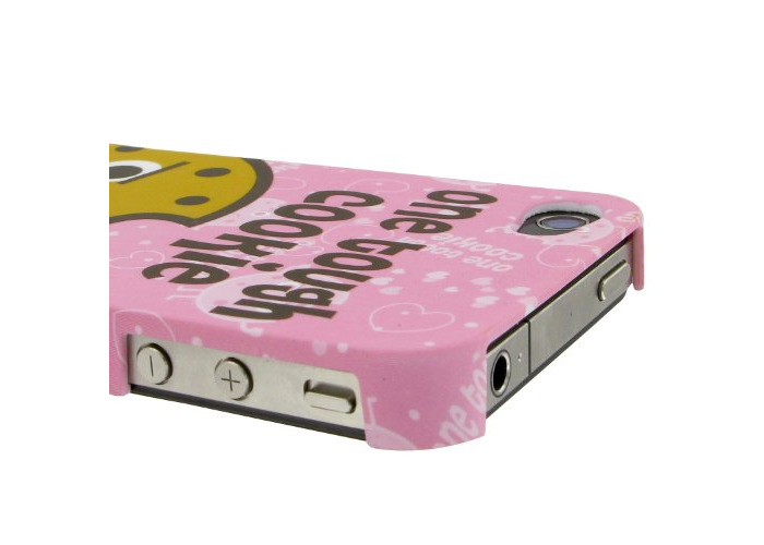 David & Goliath iPhone 4 Case Tough - Cookie - 2