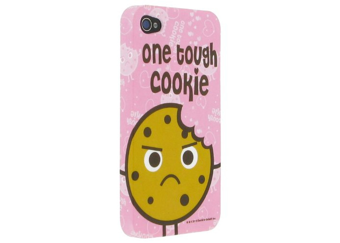 David & Goliath iPhone 4 Case Tough - Cookie - 1