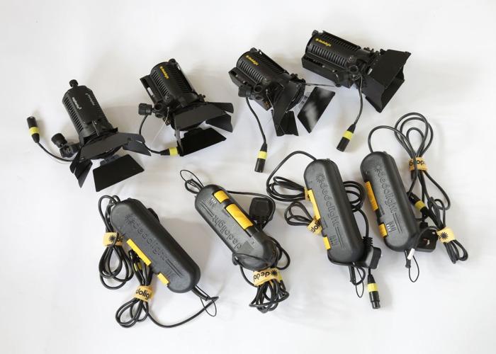Dedo four head lighting kit - 1