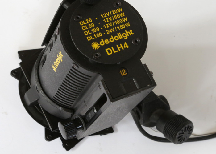 Dedo four head lighting kit - 2