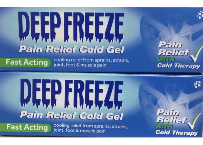 Deep Freeze Pain Relieving GeL( 35g x6) - 1
