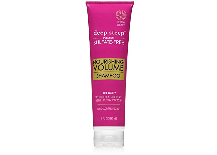 Deep Steep Nourishing Volume Shampoo, 10 fl oz - 1