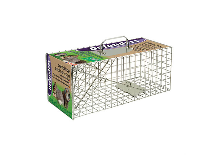 Defenders Animal Trap Small Size Cage - 2