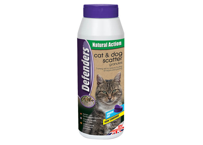 Defenders Cat & Dog Repellent Scatter Granules 450g - 1