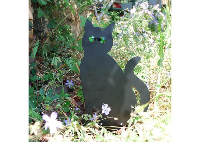 Defenders Three Black Cats Deterrents - 2