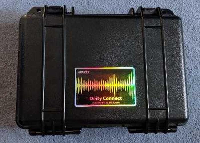 Deity Connect 2.4G Dual Wireless Lav / Lapel Mic Kit - 1