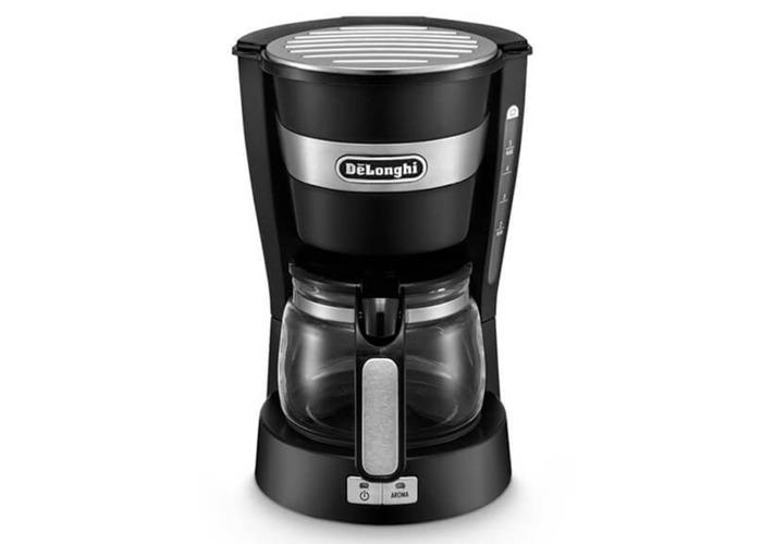 Buy Delonghi Active Line Filter Coffee Machine White Fat Llama
