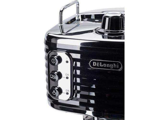 DeLonghi DW4120 ECZ351.BLK Scultura Espresso Machine - Black - 1