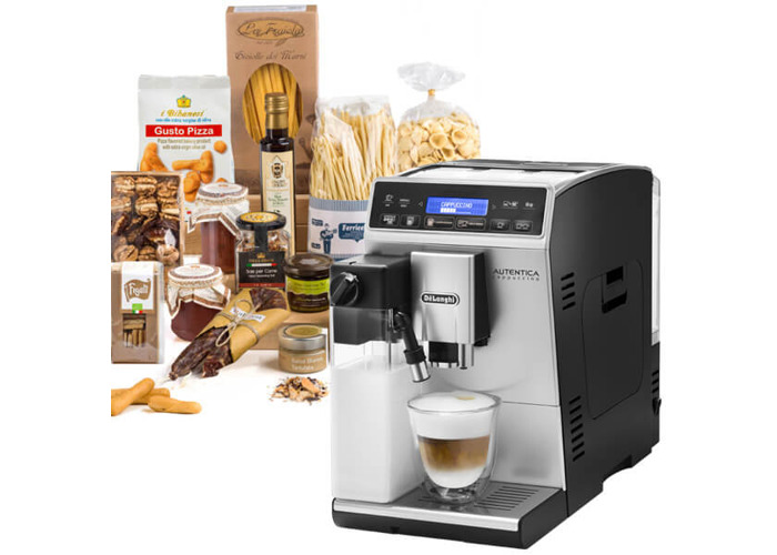 DeLonghi ETAM 29.660.SB Coffee Maker (Freestanding, Coffee Beans, Ground Coffee, Fully-Auto, Espresso Machine) - Silver - 1