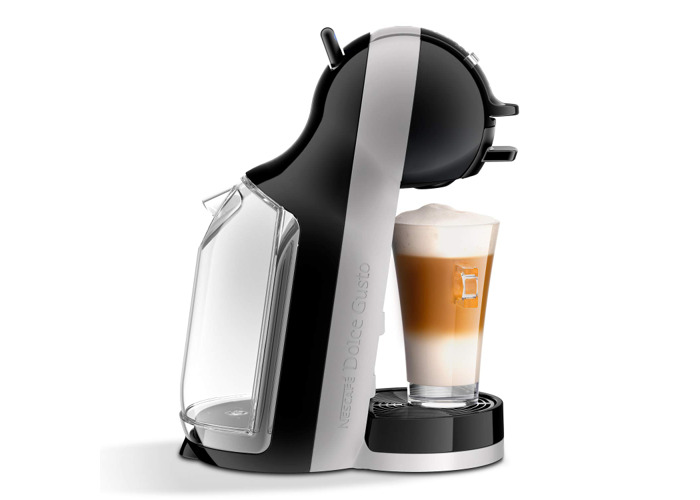 De'Longhi Nescafe EDG155.BG Dolce Gusto Mini Me Pod Coffee Machine - Black & Grey - 1