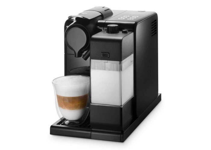 De'Longhi Nespresso EN550.BM Lattissima Touch Automatic Coffee Machine - 1