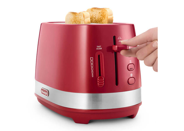 Delonghi Toaster Active Line Ctla 2103.r Red - 1