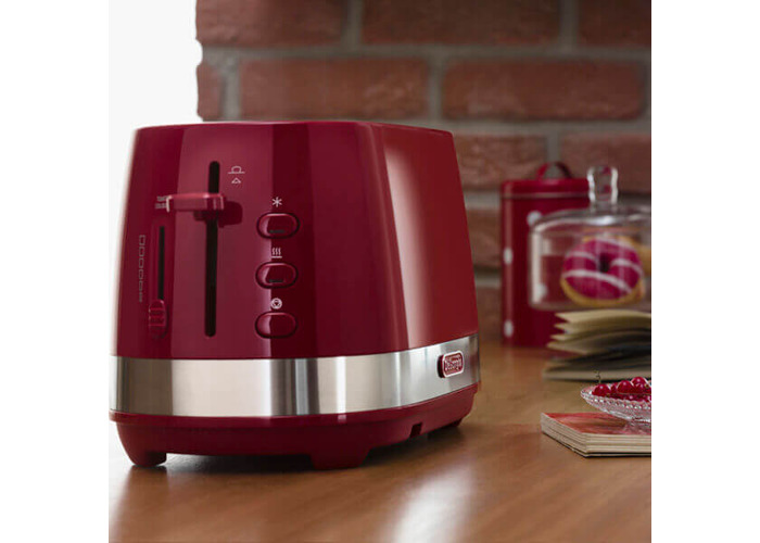 Delonghi Toaster Active Line Ctla 2103.r Red - 2