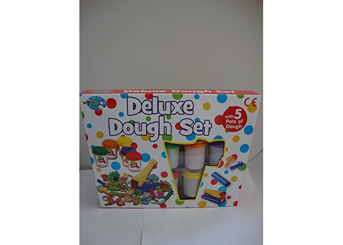 Deluxe Dough Set by A to Z by Padgetts - 1