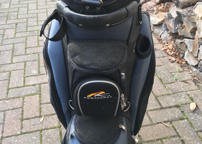 Deluxe Powerkaddy Golf Bag - 1