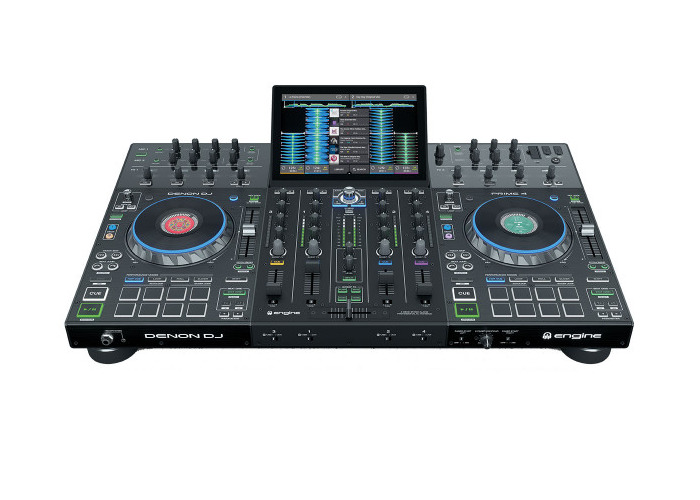 Denon DJ PRIME 4 Stand Alone Player With Touch Screen - 1