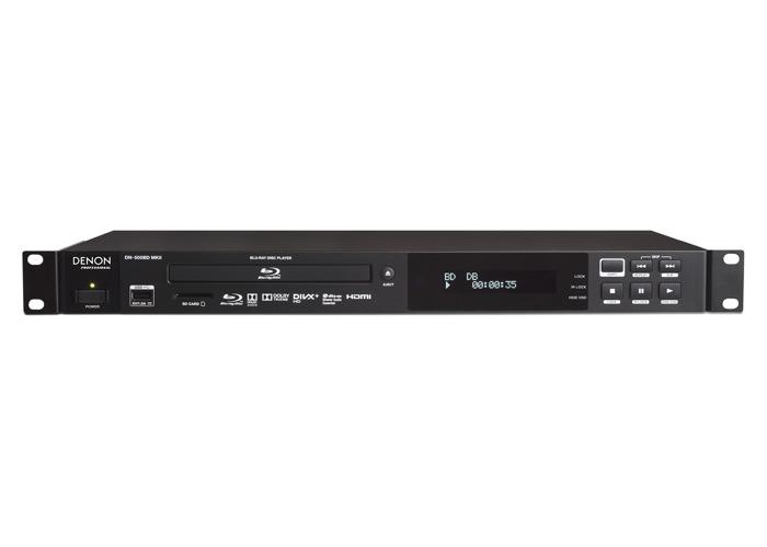 Denon DN-500BD Professional Blu-Ray Player - 2