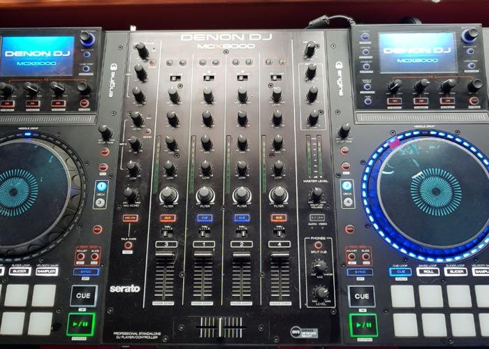 Denon mcx8000 - 1