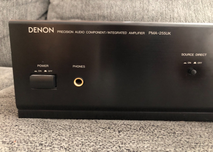 Denon PMA-255 Amplifier - 2
