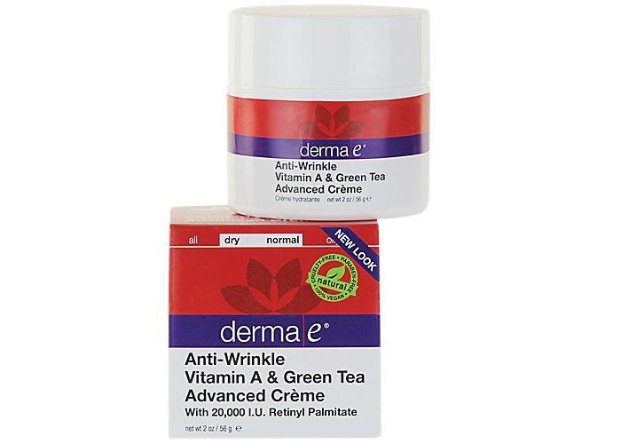 DERMA E - Refining Vitamin A and Green Tea Moisturizer - 2 oz. (56 g) - 2