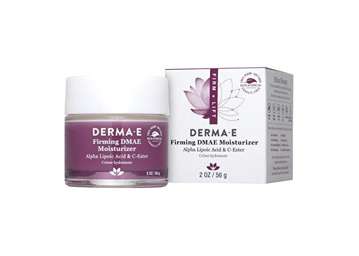 Derma E Firming DMAE Moisturizer Alpha Lipoic Acid & C-Ester, 2 oz - 1