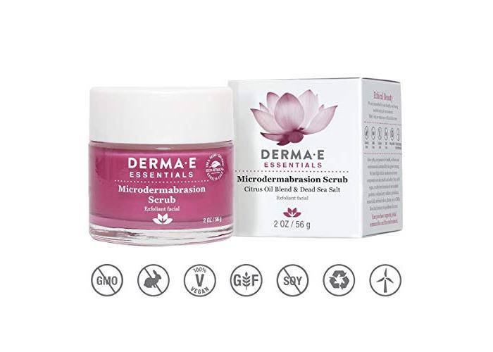 Derma E Microdermabrasion Scrub -- 2 oz - 2
